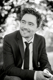Thomas Rydahl er vinder af BogForum Debutantpris 2014